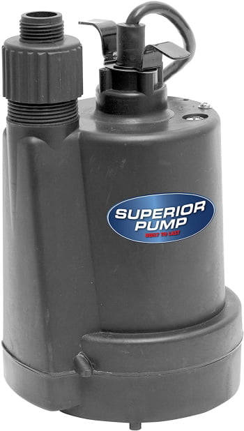 superior sump pump