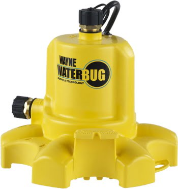 wayne waterbug sump pump